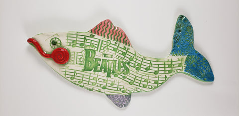 The Beatles Fish