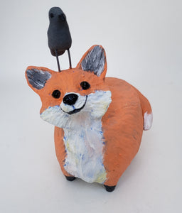 What the Fox? - Artworks by Karen Fincannon