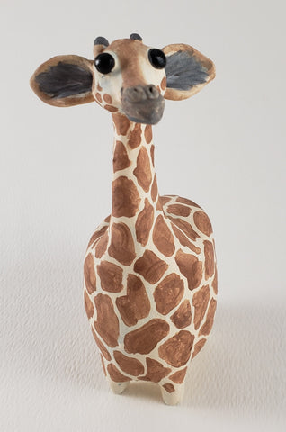 Jeri the Giraffe