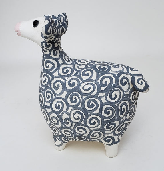 Sheara the Sheep - Artworks by Karen Fincannon