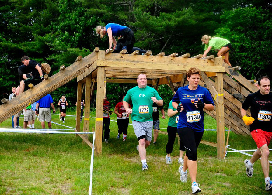 Awkward A-Frame  Obstacle Photo