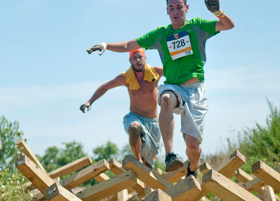 Normandy Spikes Obstacle Photo