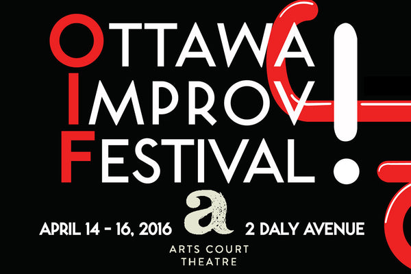 Crush at the Ottawa Improv Festival!