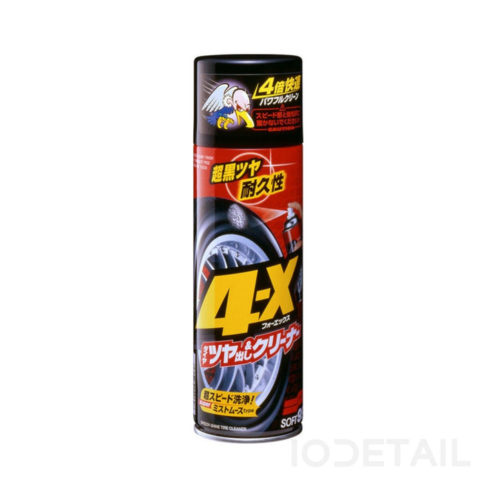 Soft99 4X Tyre Shine 470ml