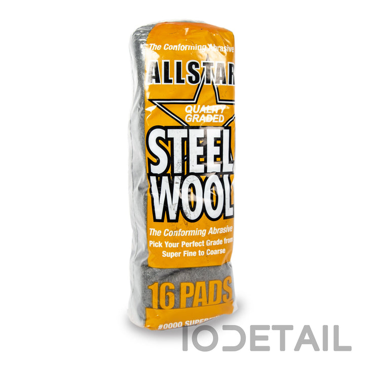 ALLSTAR Steel Wool #0000 Superfine