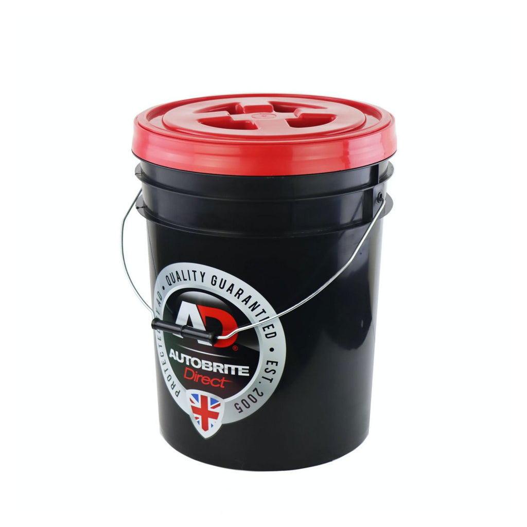 Autobrite Bucket, Gamma Seal & Dirt Guard