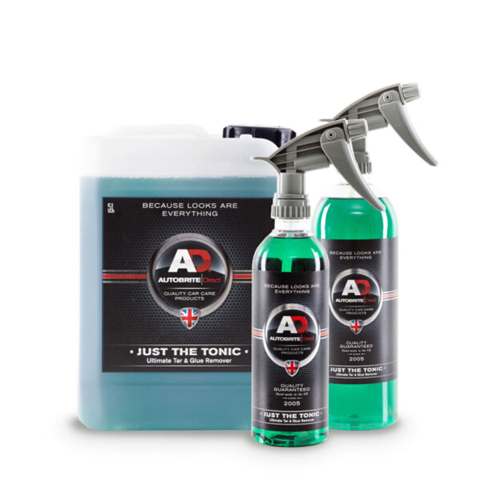 Autobrite Just The Tonic Tar & Glue Remover
