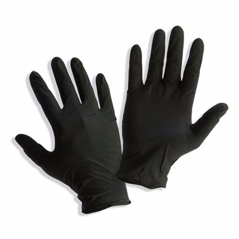 Black Nitrile Gloves - Nacatur Naturex 626