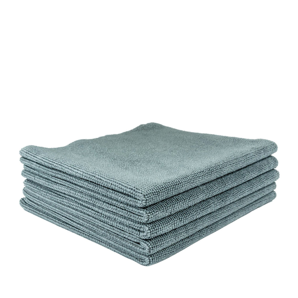 Carbon Collective 320GSM Edgeless Panel Wipe Microfibre Cloths- 5 pack