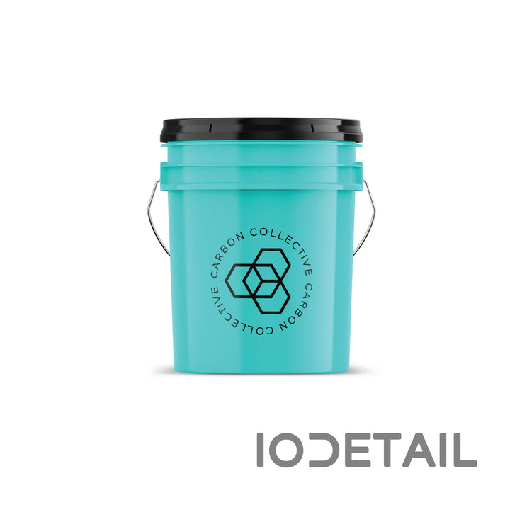 Carbon Collective Detailing Bucket with Gamma Seal Lid