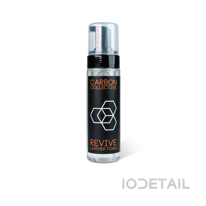 Carbon Collective Revive Foaming Leather Cleaner