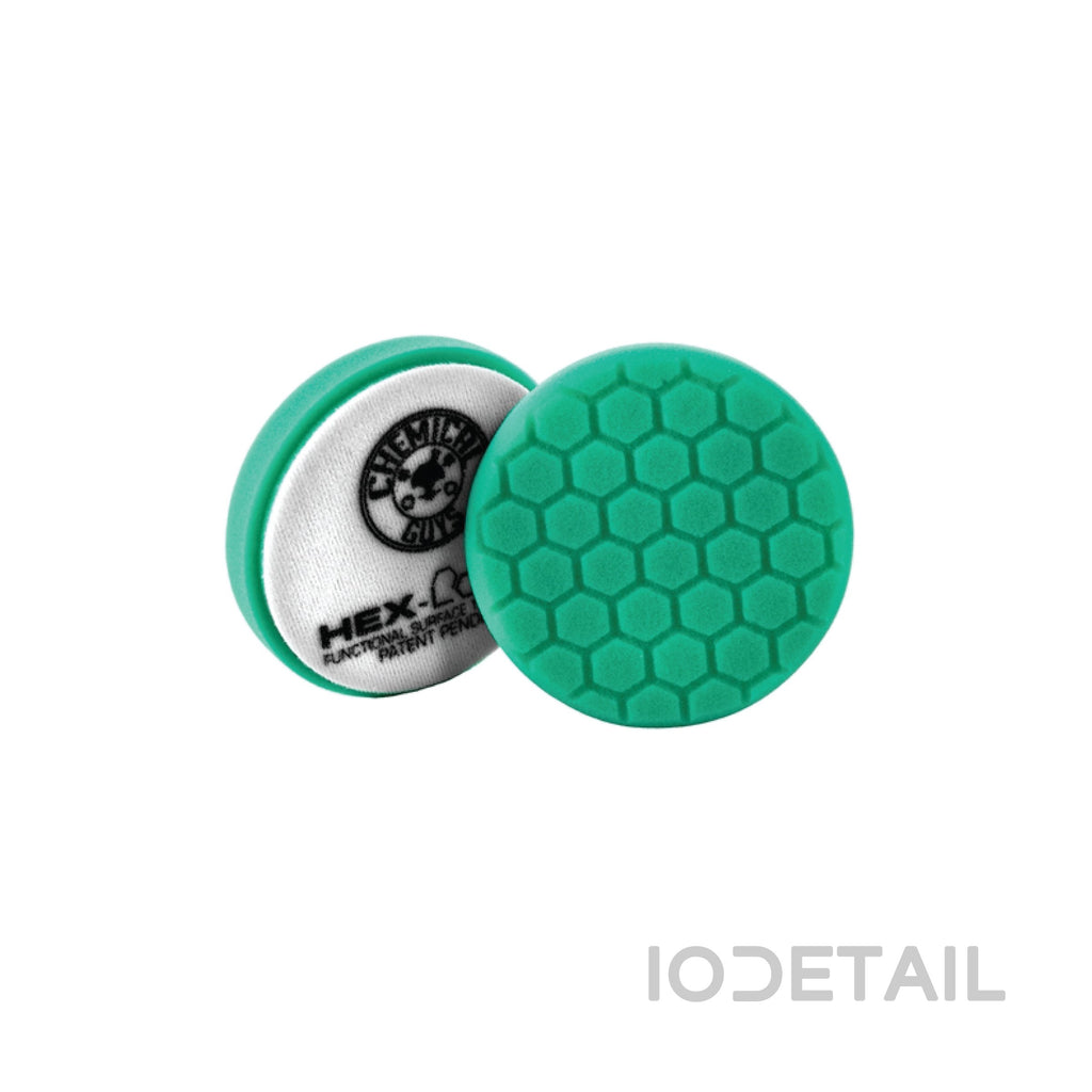 Chemical Guys Hex-Logic Green Pad