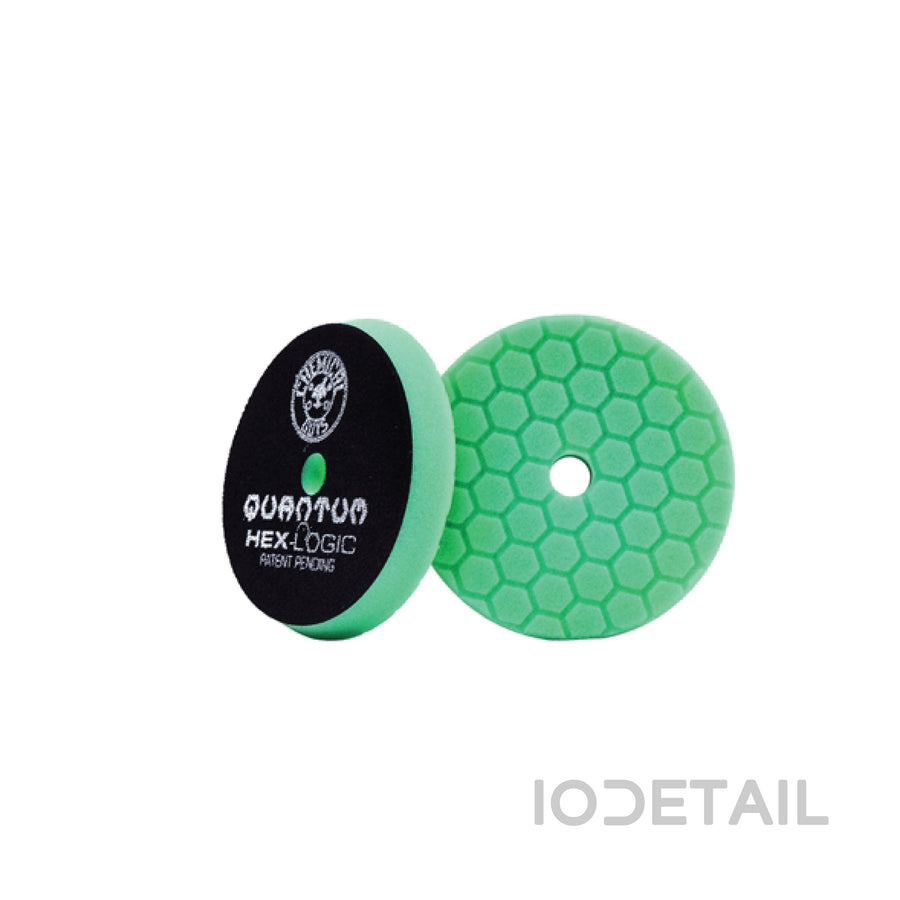 Chemical Guys Hex-Logic Quantum Green Pad