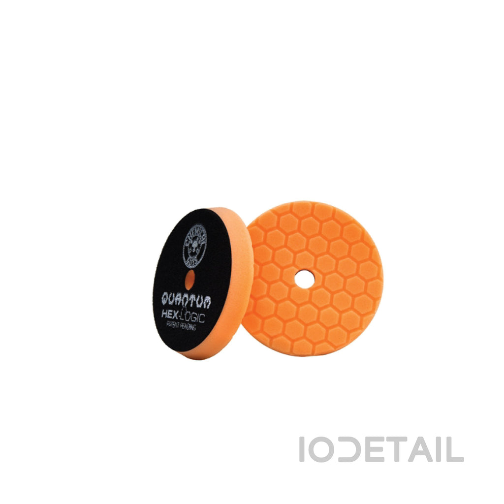 Chemical Guys Hex-Logic Quantum Orange Pad