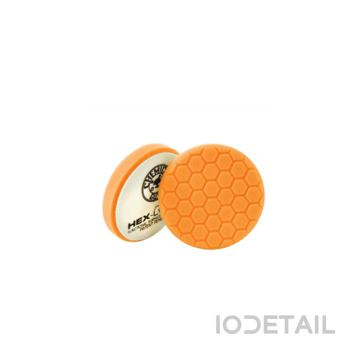 Chemical Guys Hex-Logic Orange Medium-Heavy Pad