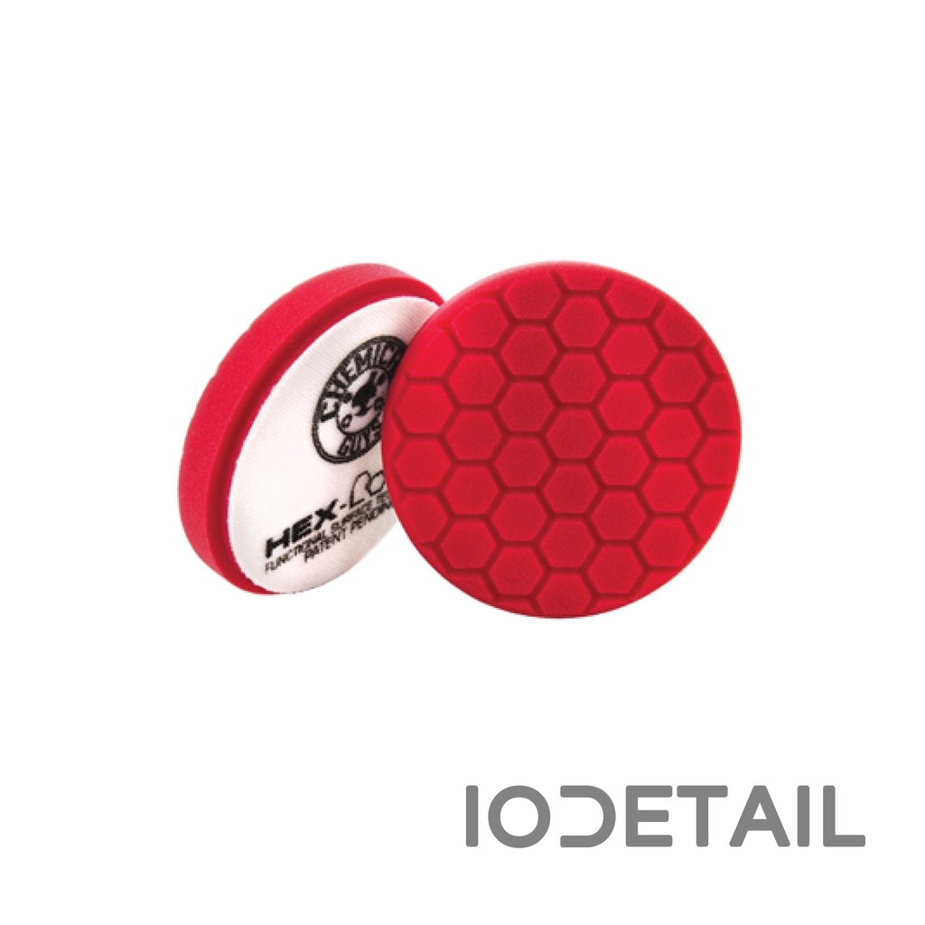 Chemical Guys Hex-Logic Red Pad