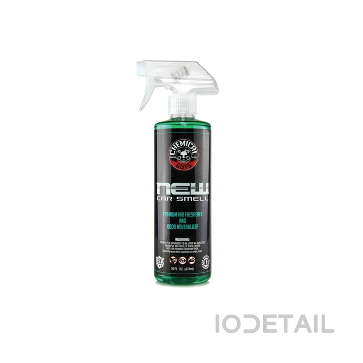 CHEMICAL GUYS NEW CAR SMELL AIR FRAGRANCE & FRESHENER 16 OZ