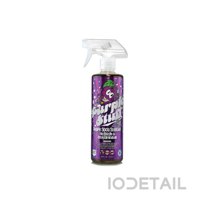 Chemical Guys, Purple Stuff Air Freshener & Odor Eliminator