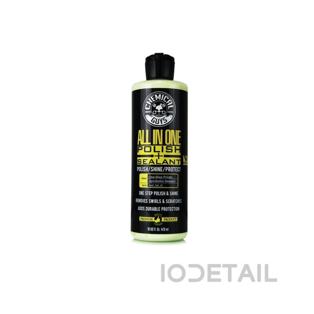 Chemical Guys, V4 All In One Polish and Sealant 16oz