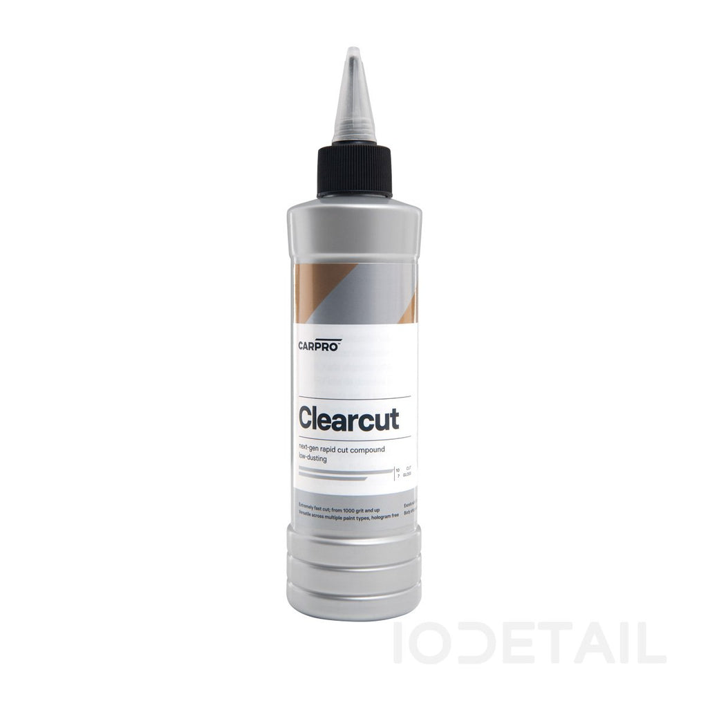 CarPro ClearCUT - Rapid cutting compound