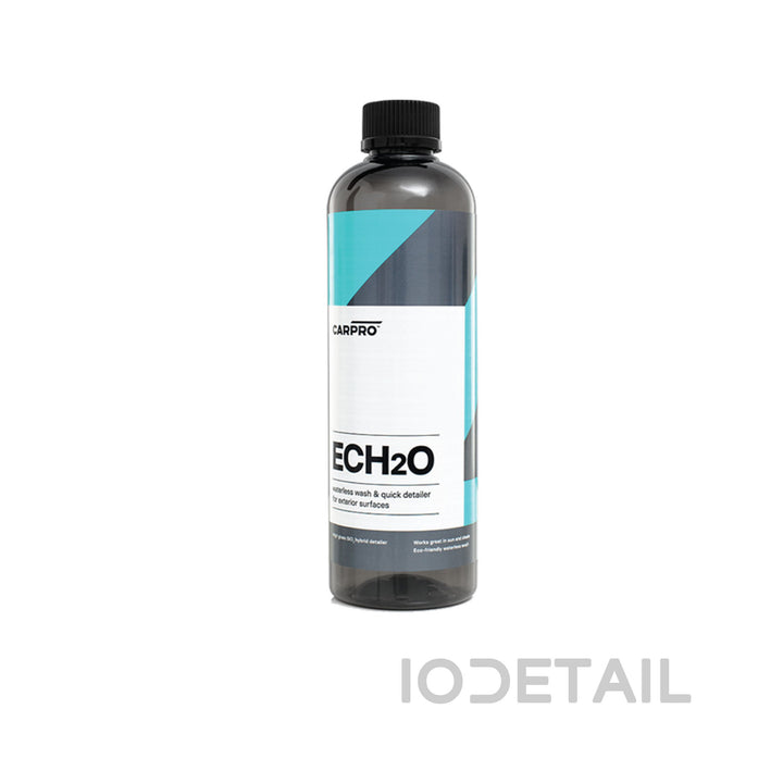 ECH2o Concentrate 500ml waterless wash and quick detailer
