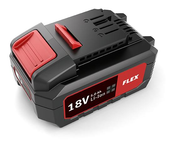 Flex Li-Ion Rechargeable Battery Pack 18v