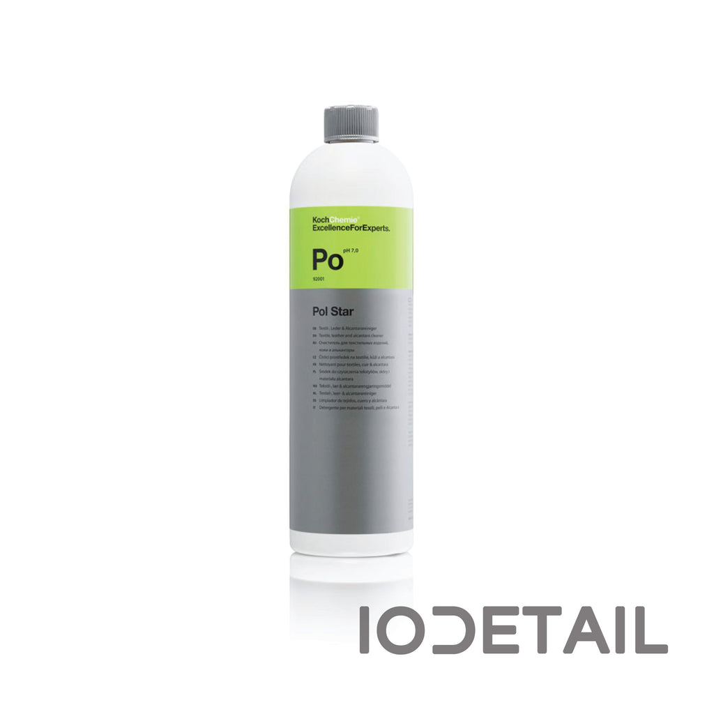Koch-Chemie Po Textile And Leather Cleaner