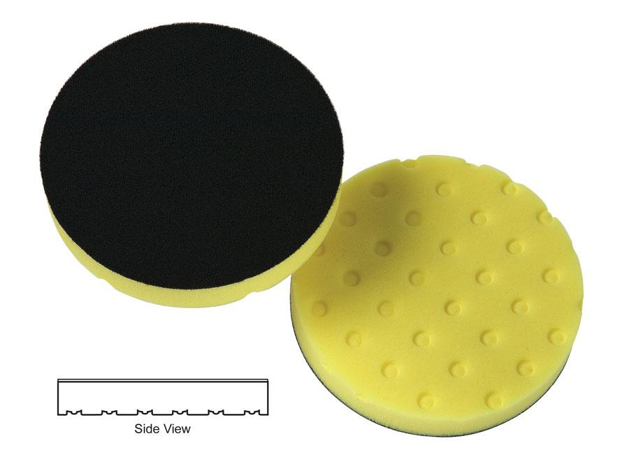 Lake Country, CCS Yellow Foam Cutting Pad