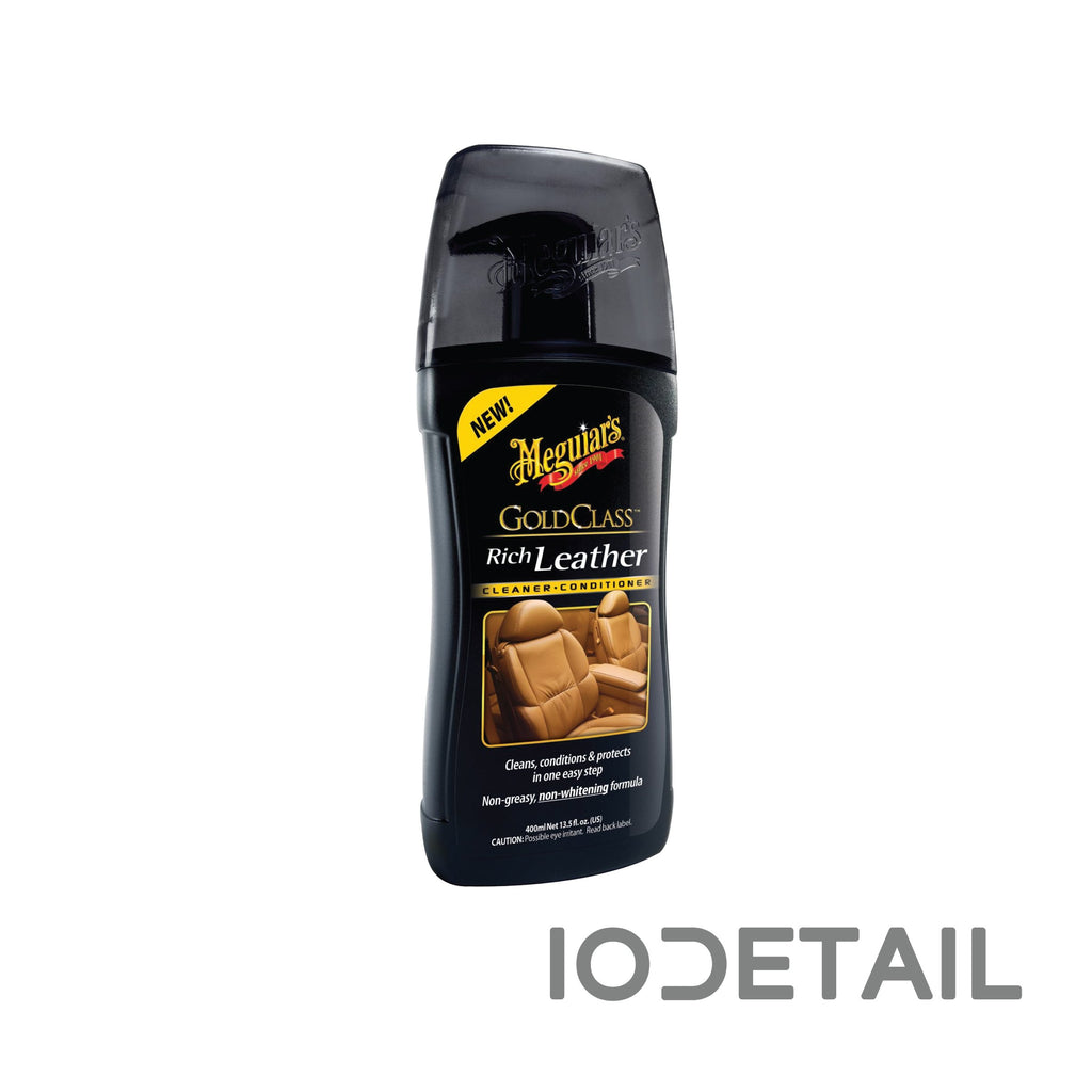 Meguiar's Gold Class Rich Leather Cleaner and Conditioner