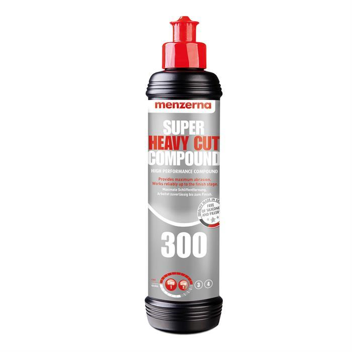 Menzerna Super Heavy Cut 300 Compound