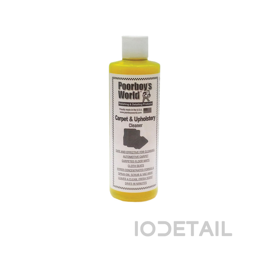 Poorboys Carpet and Upholstery Cleaner