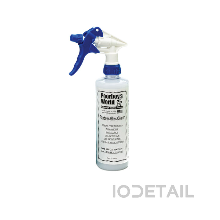 Poorboys Glass and Windscreen Cleaner