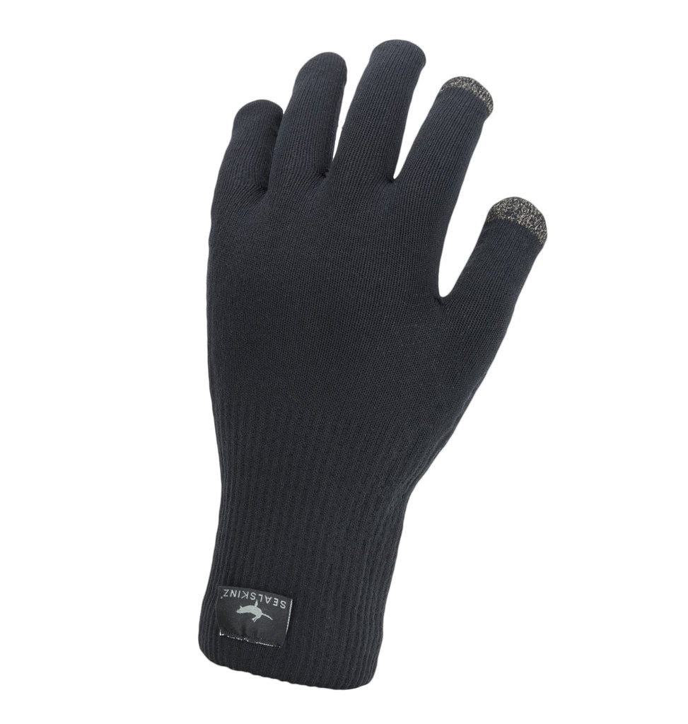 Sealskinz Waterproof All Weather Ultra Grip Knitted Glove