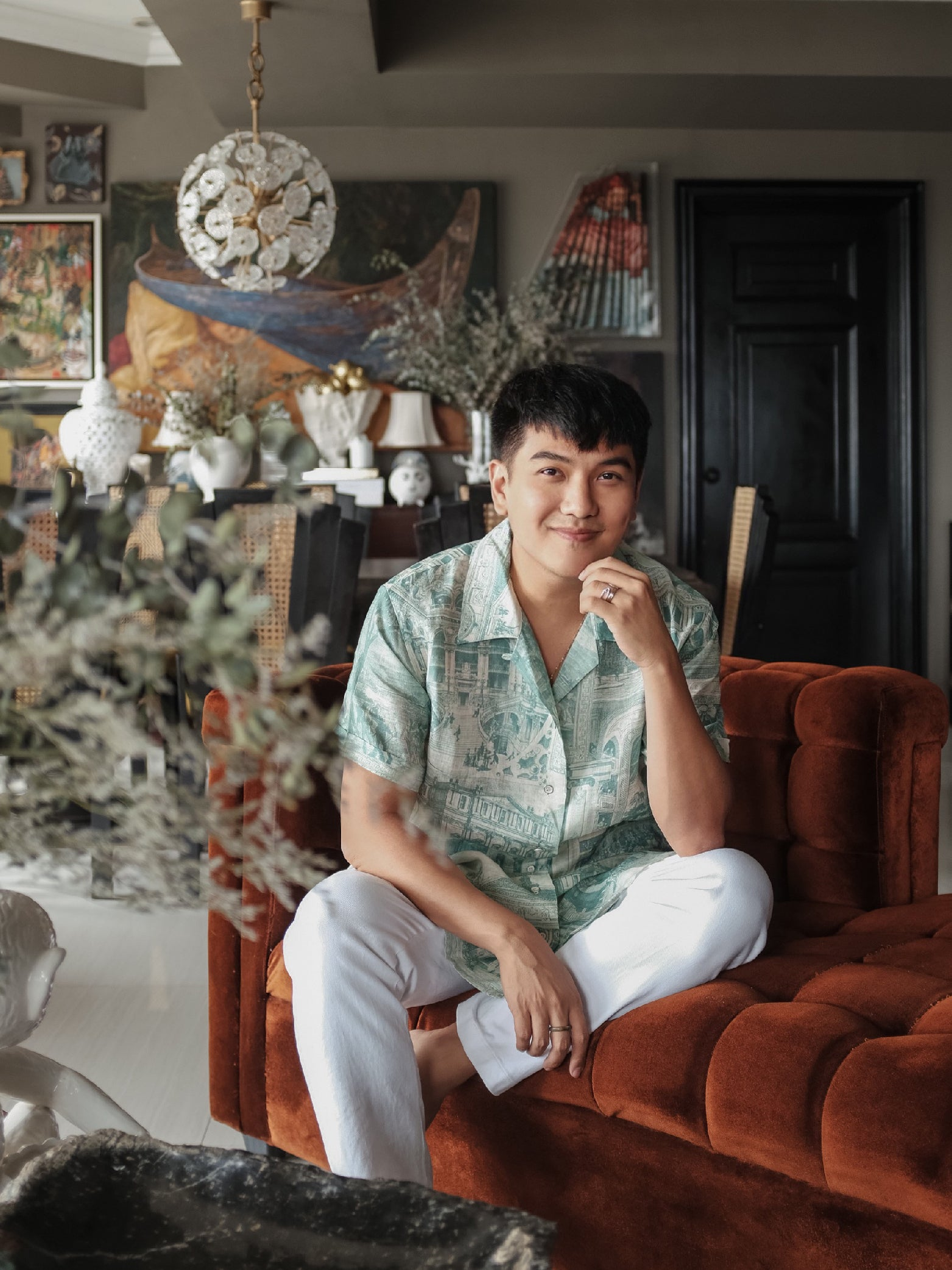 (Stay) At Home With Vince Uy