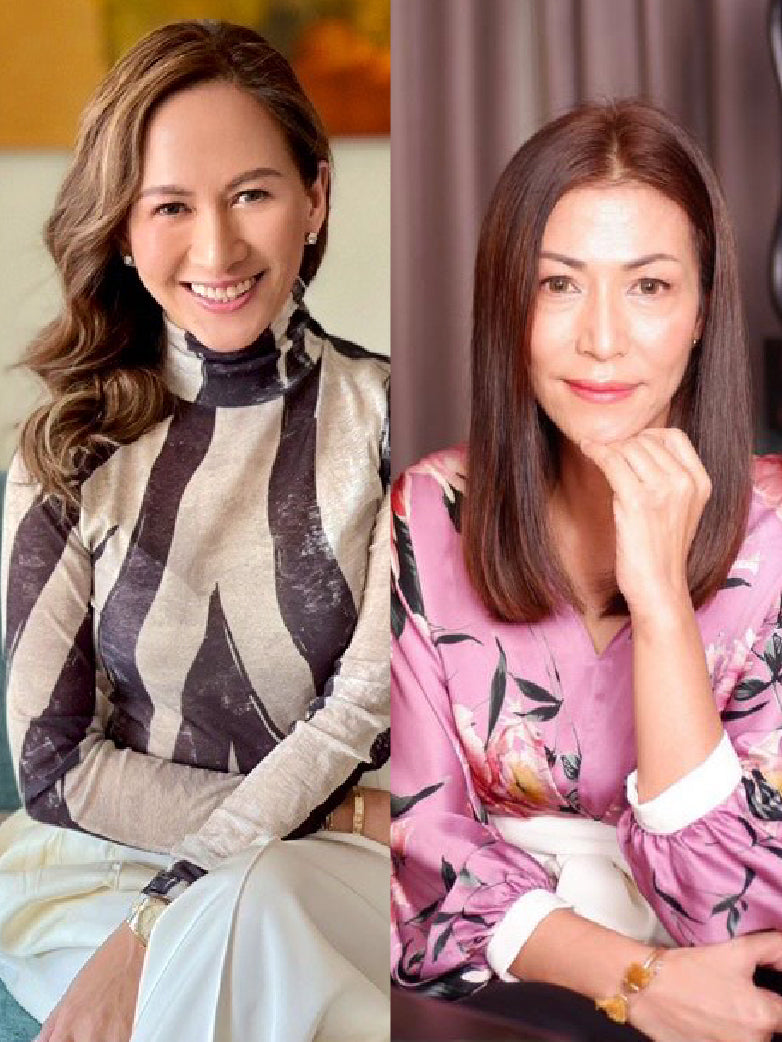 The Ladypreneurs: Mia Bulatao and Mells Limcaoco of The Unbranded Skincare