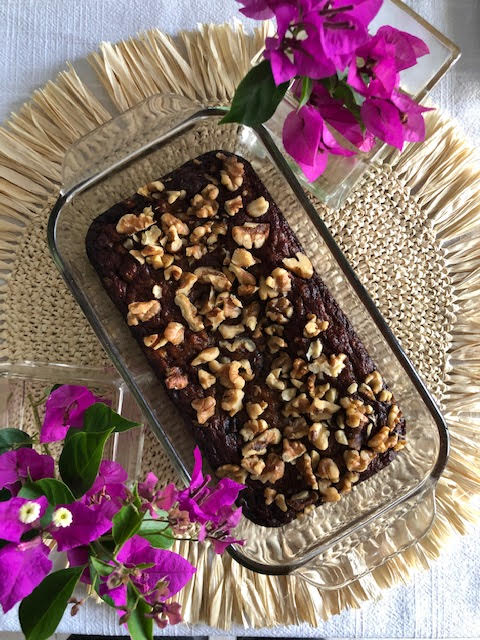 Good Eats: Gluten-Free Dark Chocolate Banana Bread by Vanessa Ong