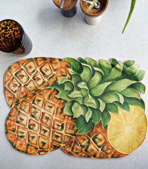 Pineapple Placemat - set of 4