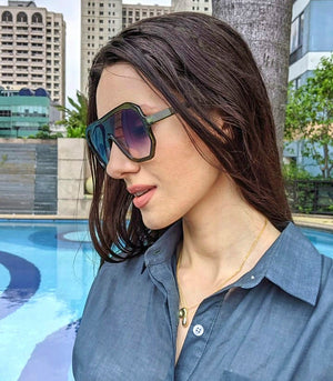 Dalocha Aviator Sunglasses