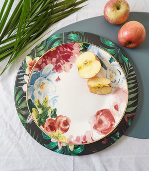 Trinidad Tropical Plate Charger (Set of 2)