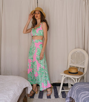 Quilmes Skirt and Top Set