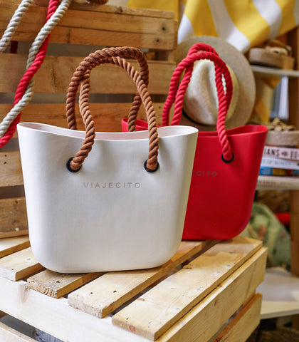 Bag Accessory - Viajecito Rope Bag Strap