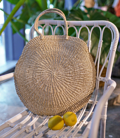 Bag - Sola Oversized Round Tote