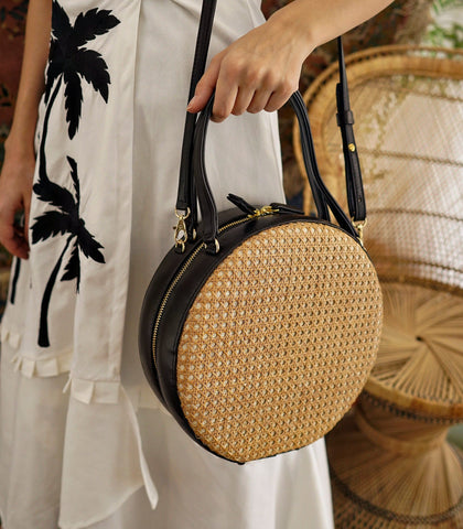 Bag - Teresa Round Tote (2 Variants)