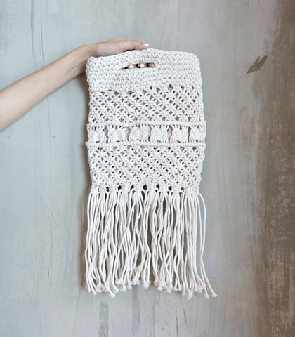 Bag - Tilga Macramé Bag (3 Variants)
