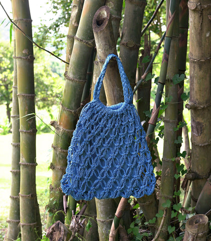 Bags - Ada Macramé Net Bag (Tropical Hues)