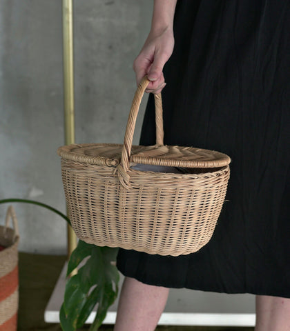 Bags - Atico Wicker Basket