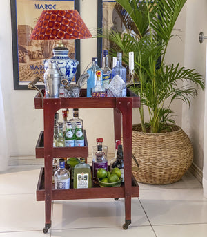 Bar Cart - Ronces Bar Cart