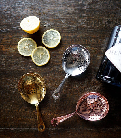 Bar Essentials - Classic Julep Strainer