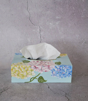 Bath Amenities - Bibulka Cinque Tissue Box