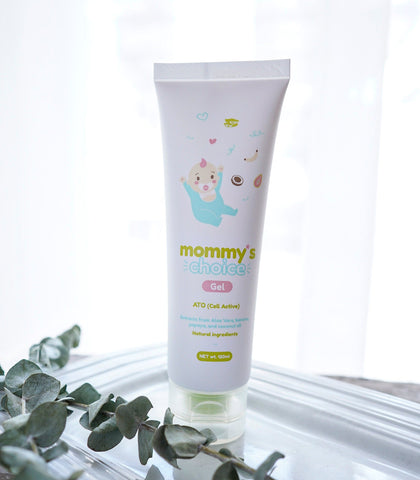 Bath & Body - Mommy's Choice Calming Gel - 120ml